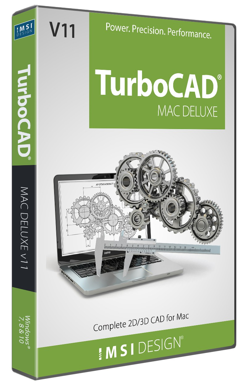 TurboCAD Mac Deluxe V.11 EN Demo