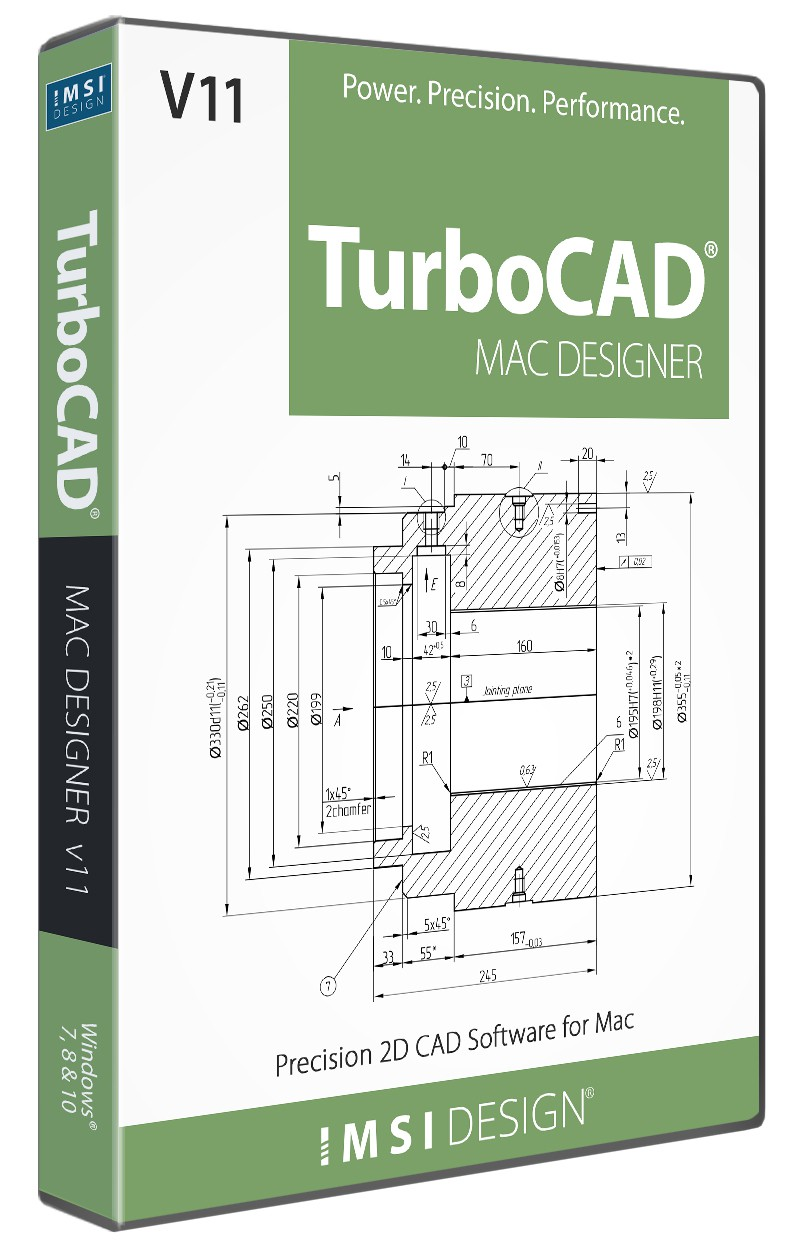 TurboCAD Mac Designer V.11 EN Demo