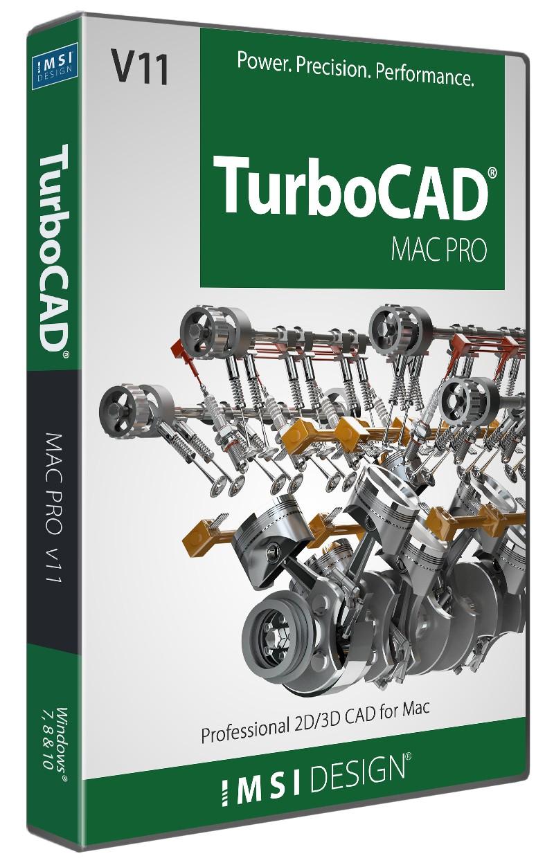 Cover TurboCAD Mac Pro